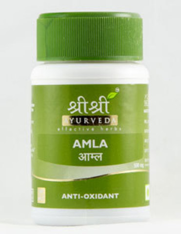 Sri Sri Ayurveda  Амла, 60 капс
