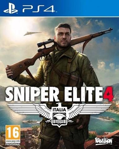PS4 Sniper Elite 4 (русская версия)