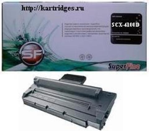 Картридж SuperFine SF-SCX-4100D3