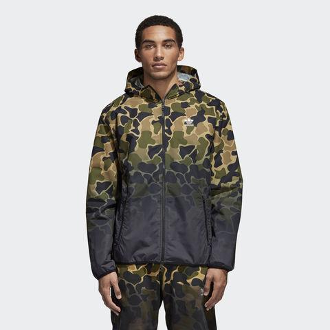 Ветровка мужская adidas ORIGINALS CAMOUFLAGE