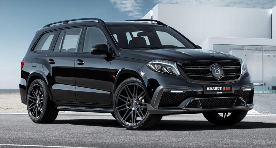 Обвес Brabus для Mercedes GLS X166