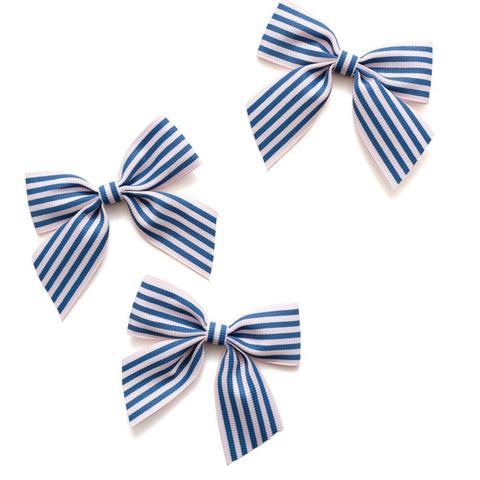 Украшение - декоративный  бант Maggie Holmes Sunny Days Adhesive Fabric Bows-3шт