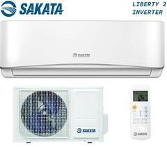SAKATA Liberty 2 INVERTER SIE - 35 SGC  на 35 кв.м.