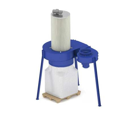 Рециркуляционный пылеулавливающий агрегат ФЦ-М-6000