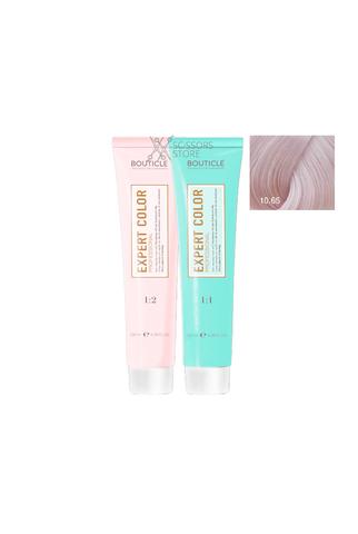 Expert Color Hair Color Cream 10/65 холодный розовый кристалл 100 мл