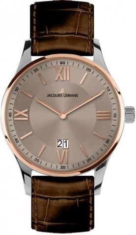 Купить Наручные часы Jacques Lemans 1-1845E по доступной цене