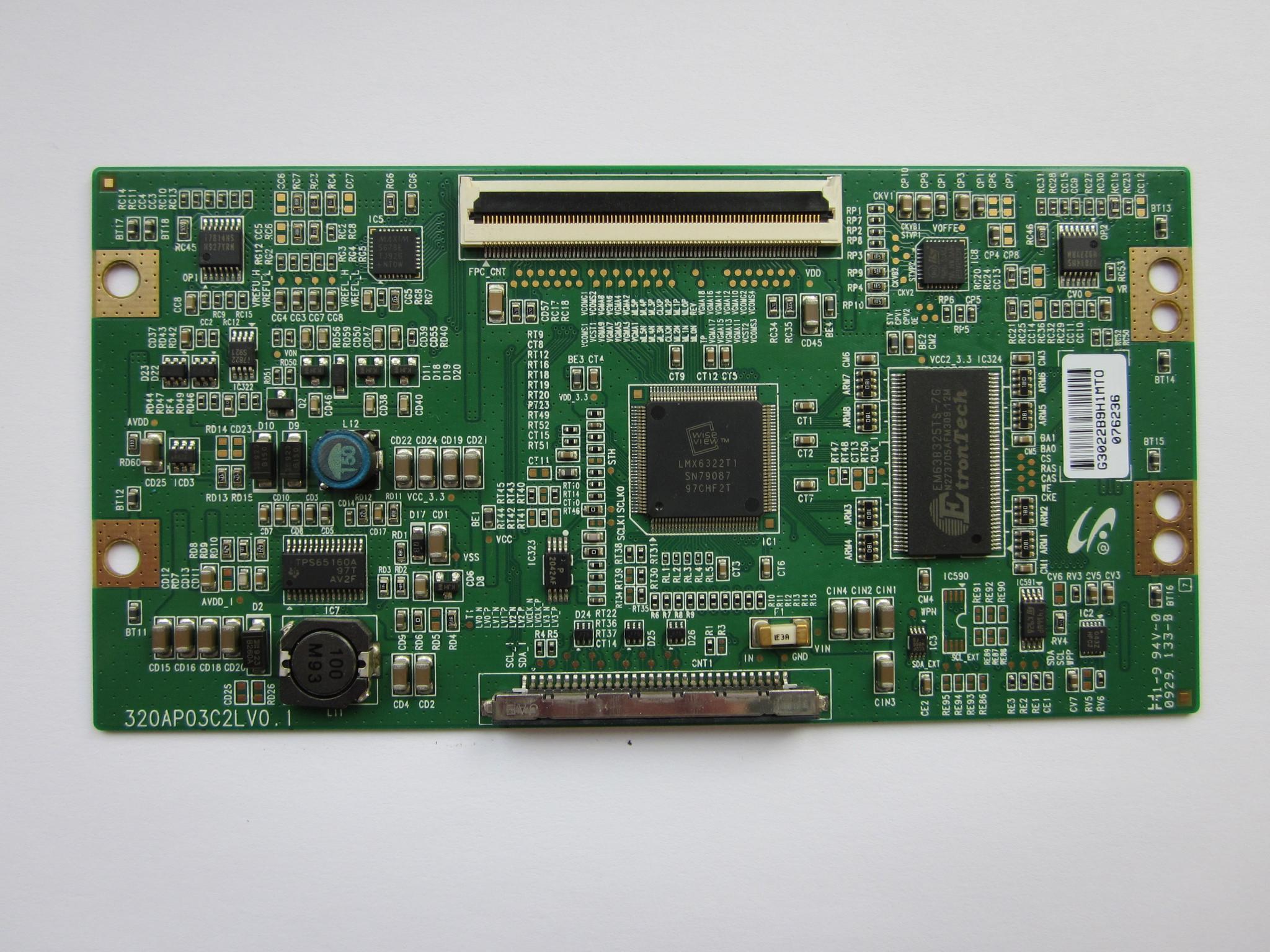 T-CON 320AP03C2L V0.1