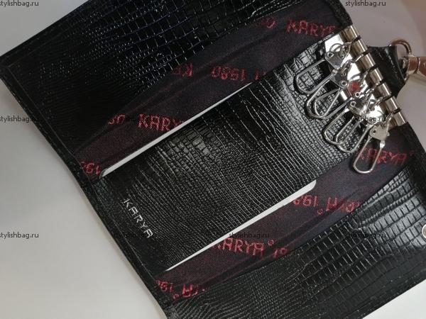 Ключница из кожи Karya 8902