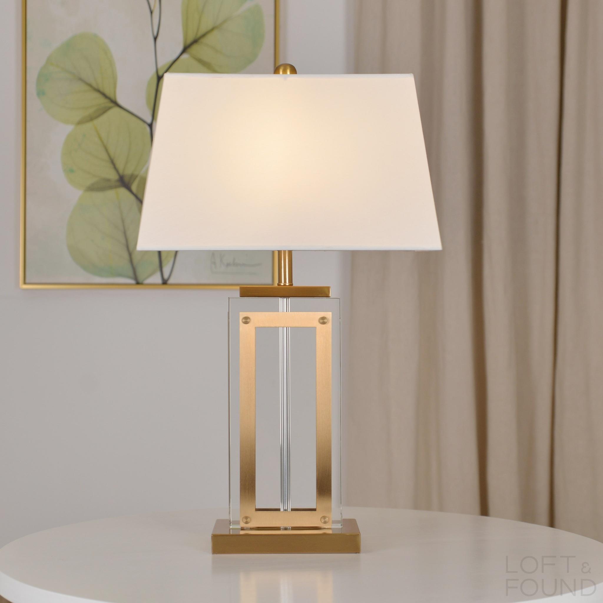 Настольная лампа Stokly