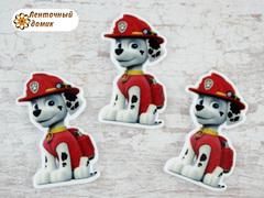 Планер Щенячий патруль Маршал (глянец)