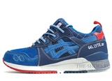 Кроссовки Мужские Asics Gel LYTE III Blue White Red