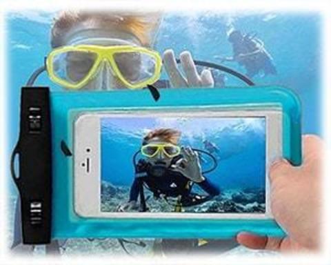Купити підводні чохли для смартфонів