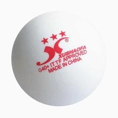 XuShaofa Мячи пластиковые 3*** 40+ 6 шт