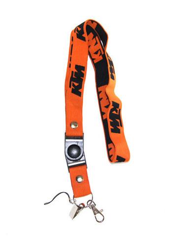 Шнурок на шею для ключей KTM