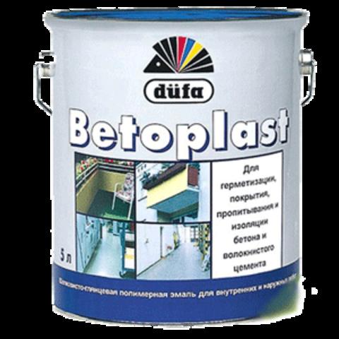 Dufa Betoplast/ Дюфа Бетопласт Эмаль для бетонных полов