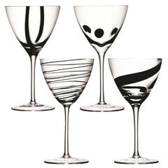 Набор из 4 бокалов для вина Jazz, 420 мл, фото 1