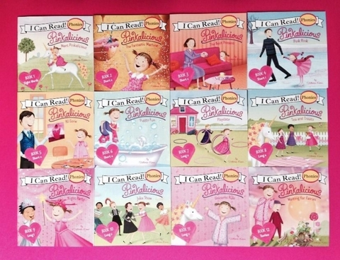 Я могу читать! I can read. Meet Fancy Nancy (set 12)