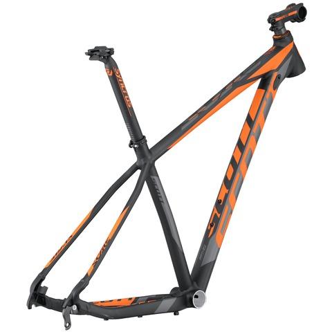 Scott Scale 740 Frame (2016)черный с оранжевым