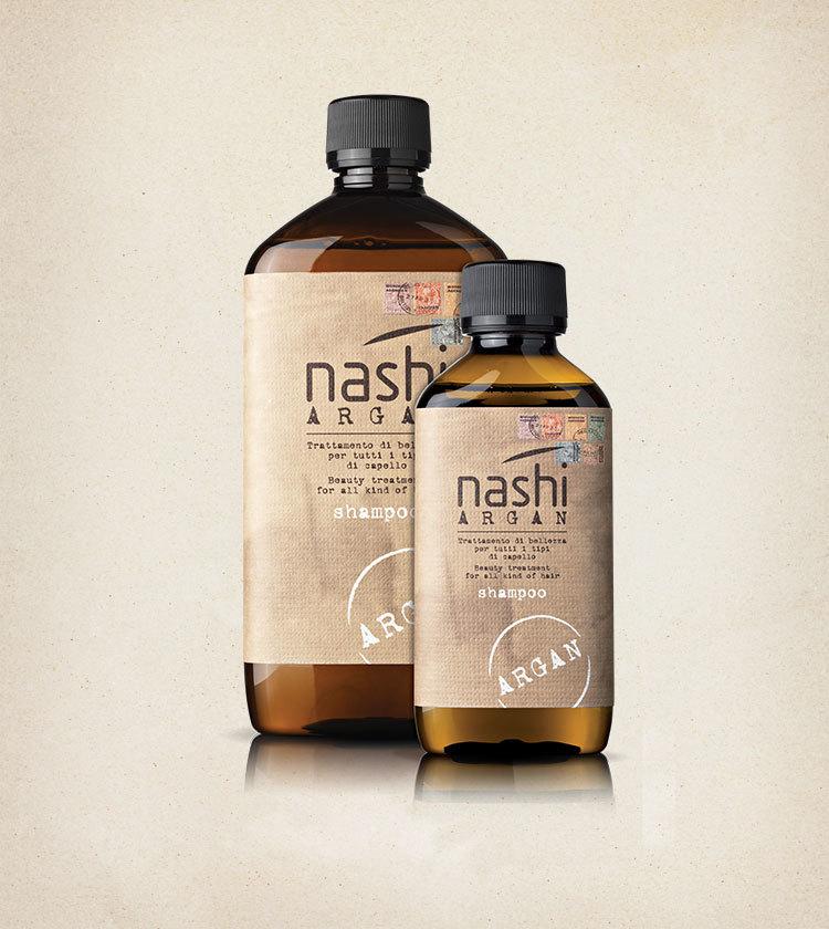 Шампунь для всех типов волос Nashi Argan  500мл