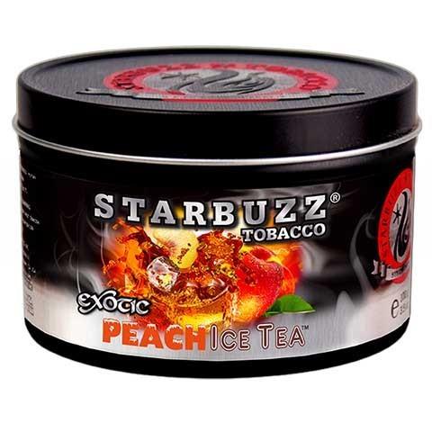 Starbuzz Peach Ice Tea