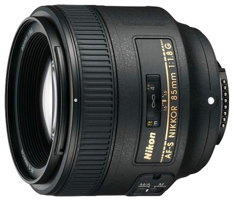 Объектив Nikkor AF-S 85mm f 1,8G
