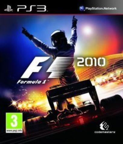 F1 2010 (PS3, русская версия)
