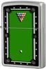 Зажигалка Zippo Pool table