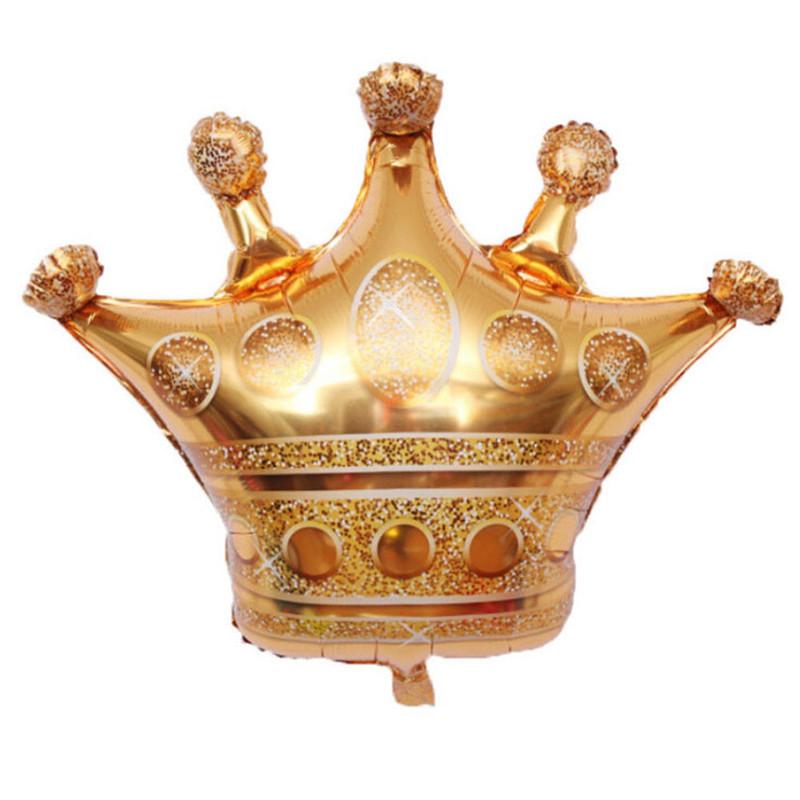 Фольгированный шар «Корона»,  86 см