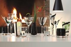 Набор из 4 бокалов для вина Jazz, 420 мл, фото 4