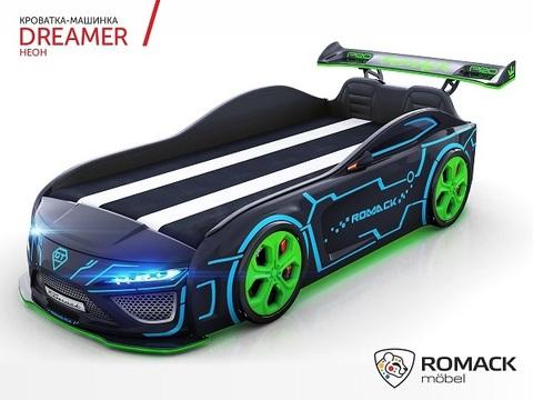 Кровать машина Dreamer