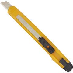 Нож канцелярский Attache с фиксатором (ширина лезвия 9 мм)