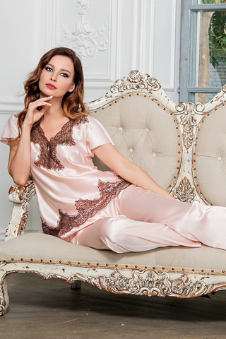 Комплект Marilin 3106 Pink Mia-Amore