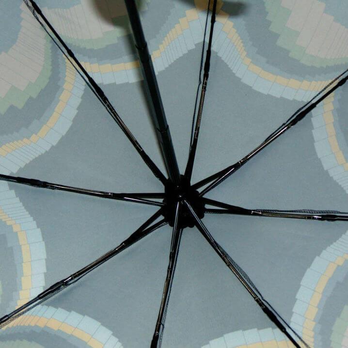 Зонт складной Baldinini 48-4 Aurora boreale
