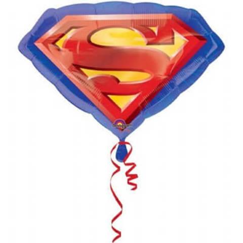 Фигура фольга Эмблема Супермен