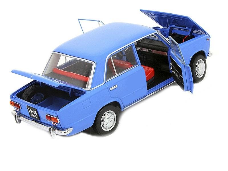 Коллекционная модель BАЗ 2101 Жигули 1971