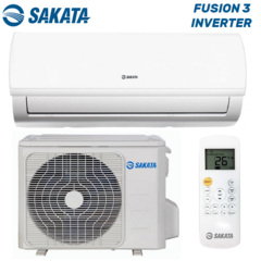 SAKATA Fusion 3 Inverter SIE-35SJ на 35 кв.м.