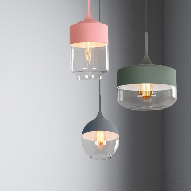 Подвесной светильник Nord Color