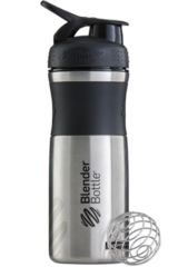 Шейкер/Бутылка для воды 828мл, SportMixer Нержавеющая Сталь Blenderbottle, шейкер спортивный с пружинкой купить