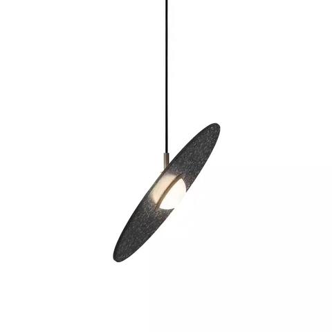 Подвесной светильник копия О2 by Bentu Design (черный)