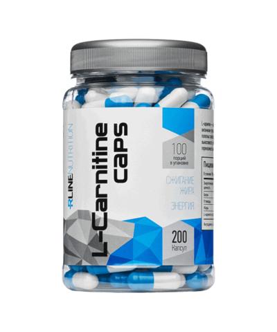 R-LINE L-Carnitine 200 капс