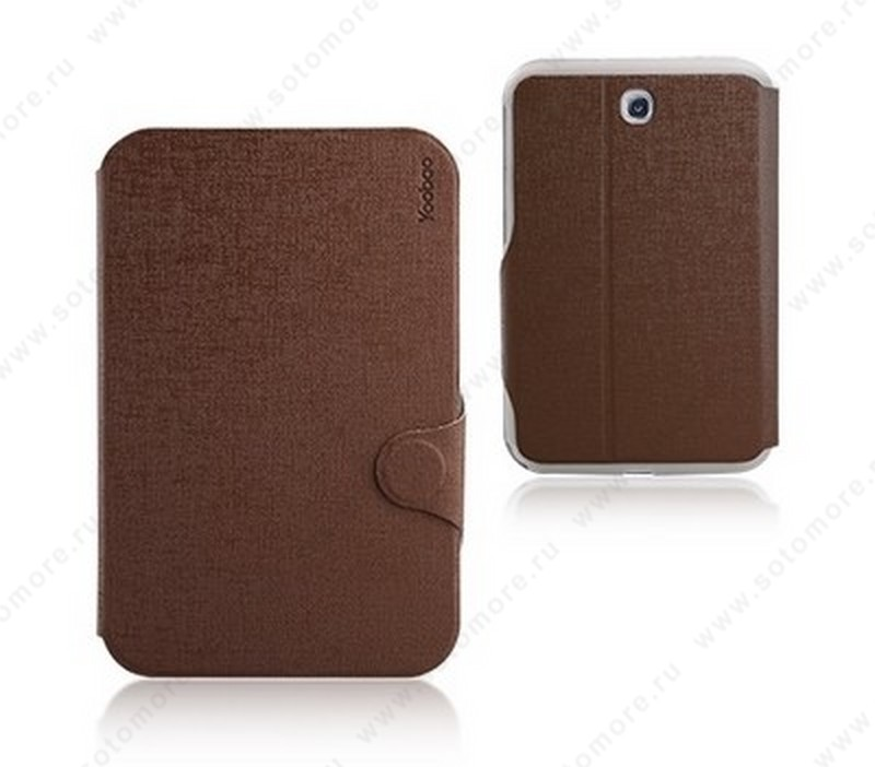 Чехол-книжка Yoobao для Samsung Galaxy Note 8.0 N5100/ N5110 - Yoobao iFashion Leather Case Coffee