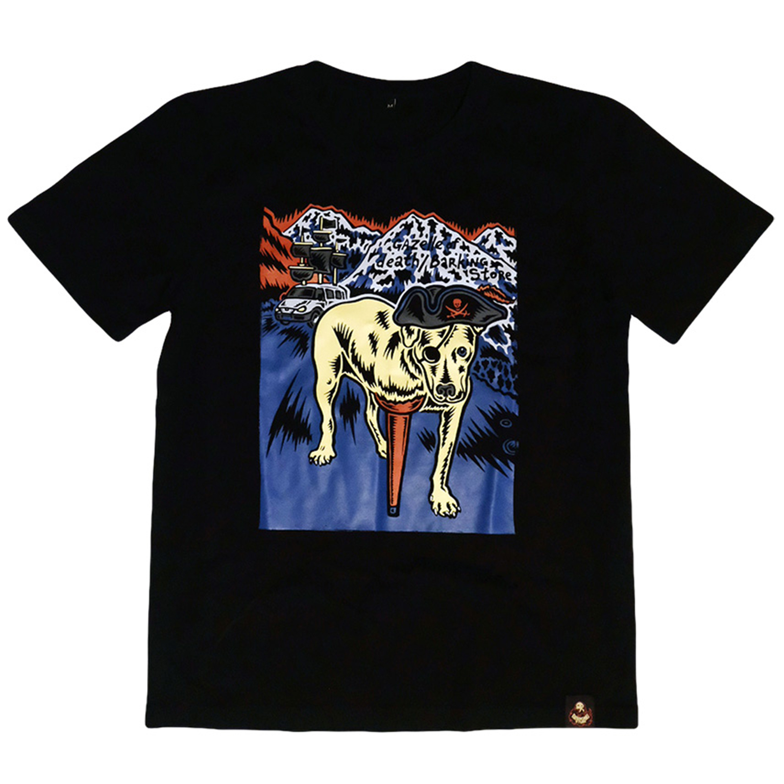 Gazelle of death X Barking Store