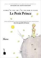 Saint-Exupéry:Le Petit Prince, Morse - French