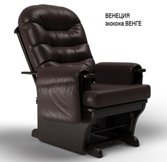 Кресло-глайдер Венеция Экокожа