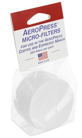 Фильтры для аэропресса 350 шт