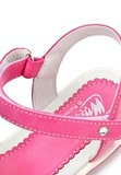 Босоножки Винкс (Winx) на липучках с открытым носком и пяткой для девочек, цвет розовый. Изображение 8 из 8.