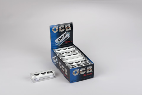 Машинка для скручувания сигарет OCB Crystal Roller