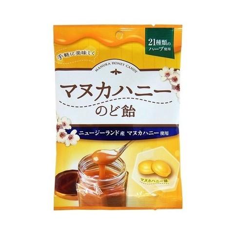 Леденцы Сенжаки SENJAKU с медом Манука 55г
