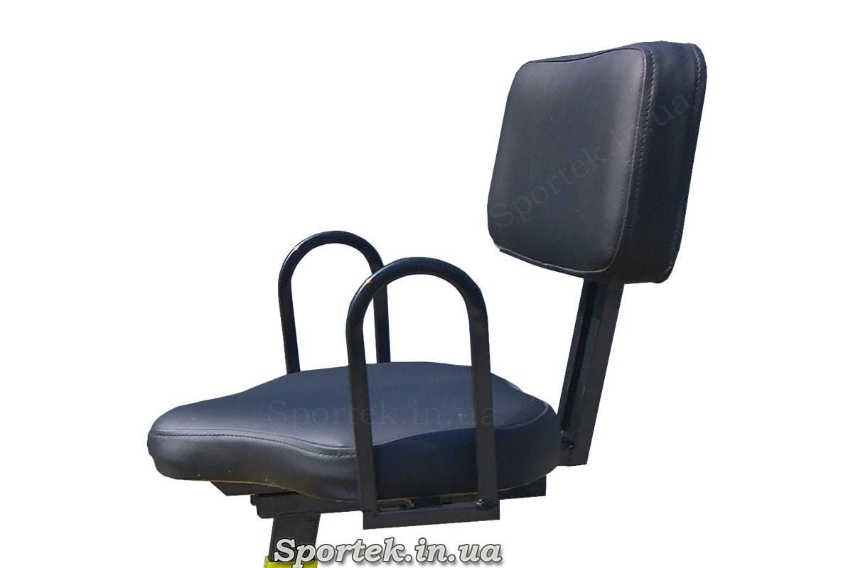 Кресло трехколесного велосипеда 'Атлет' с дополнительными ручками