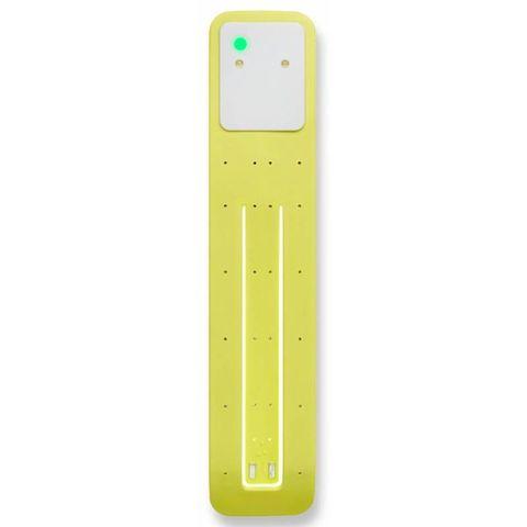 Фонарик-закладка Moleskine Booklight светодиодный желтый